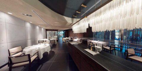 Restaurante Cebo en el Urban